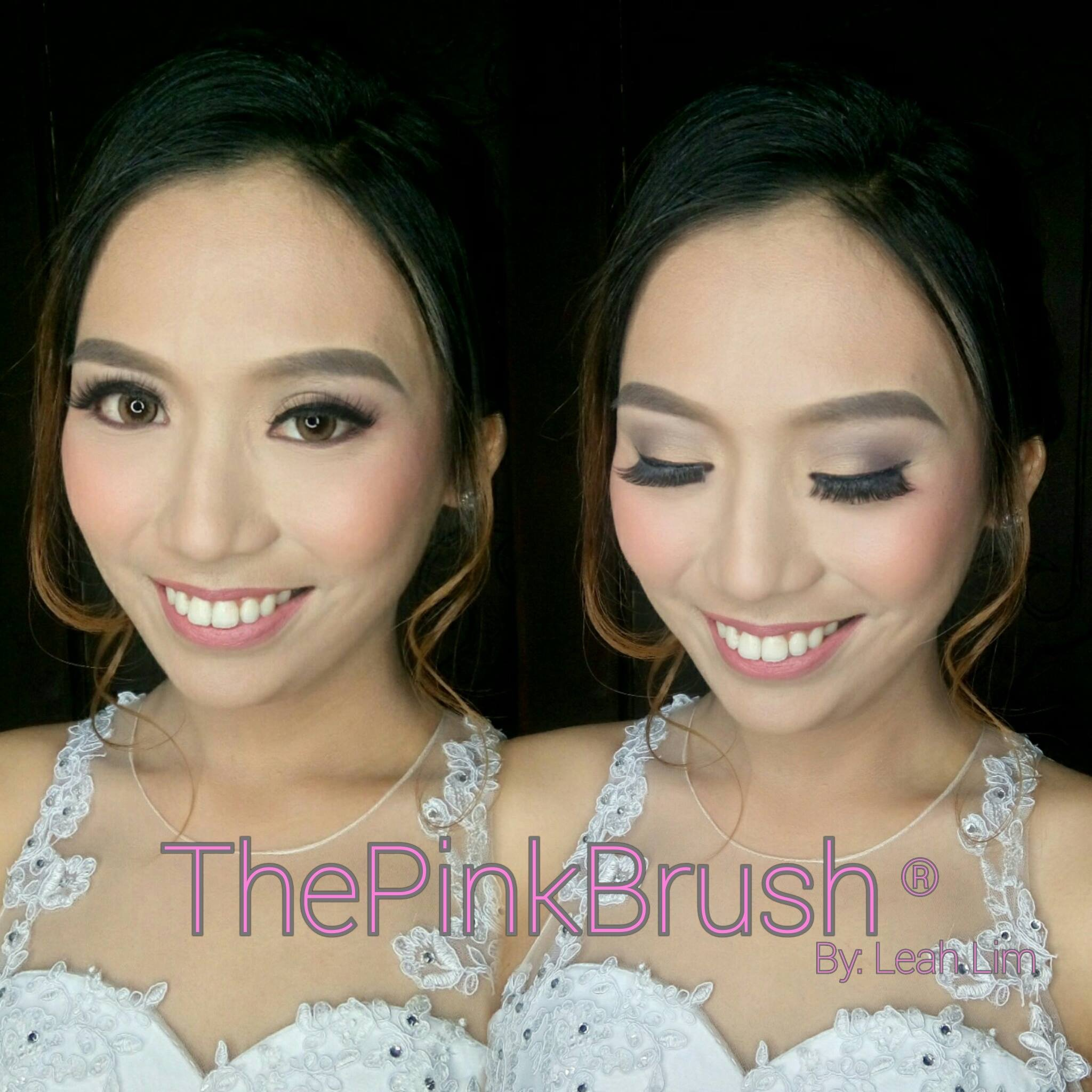 Airbrush Wedding Makeup Artist : The Pink Brush MakeUp Artistry Batangas professional ...